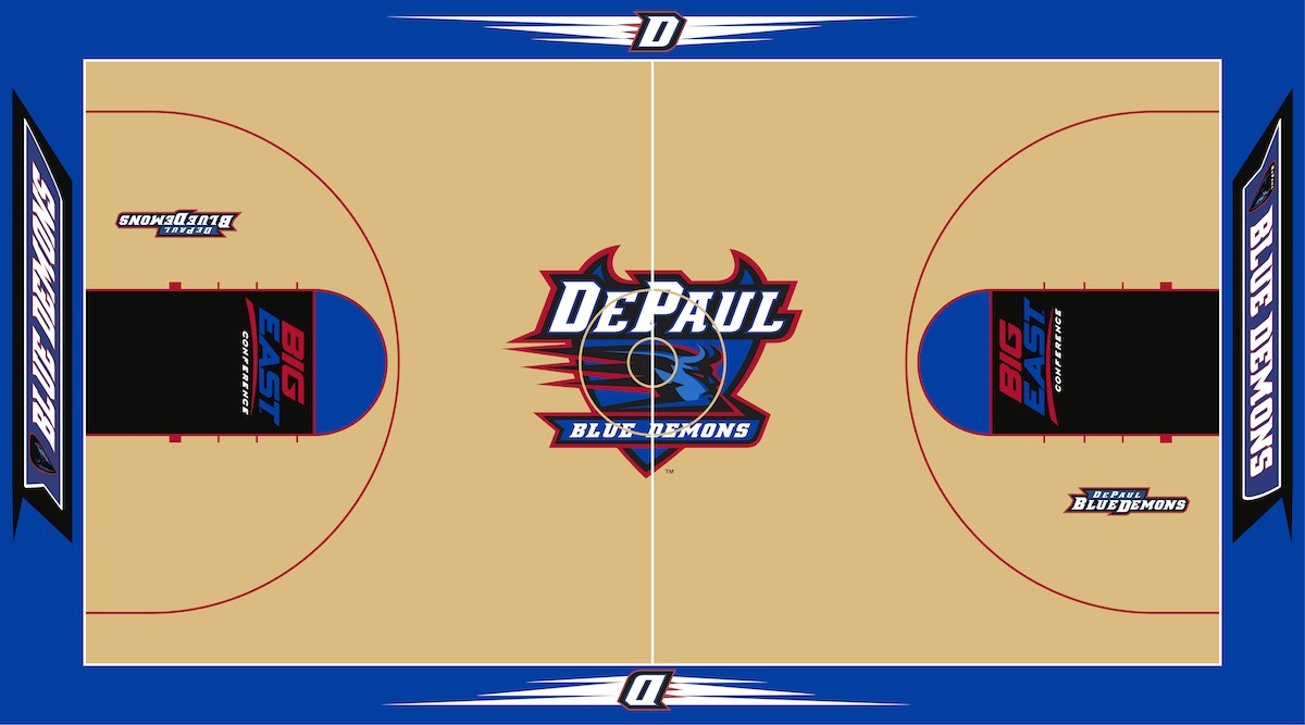 DePaul University McGrath Arena